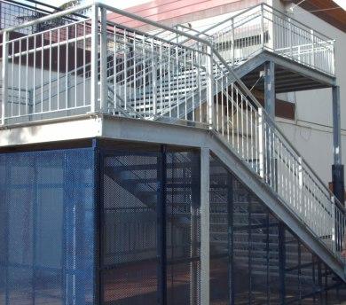 Scale du misura firenze scale di sicurezza scale per interni scale per esterni scale in - Scale di ferro ...