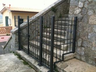 Cancello Pedonale Firenze Pistoia