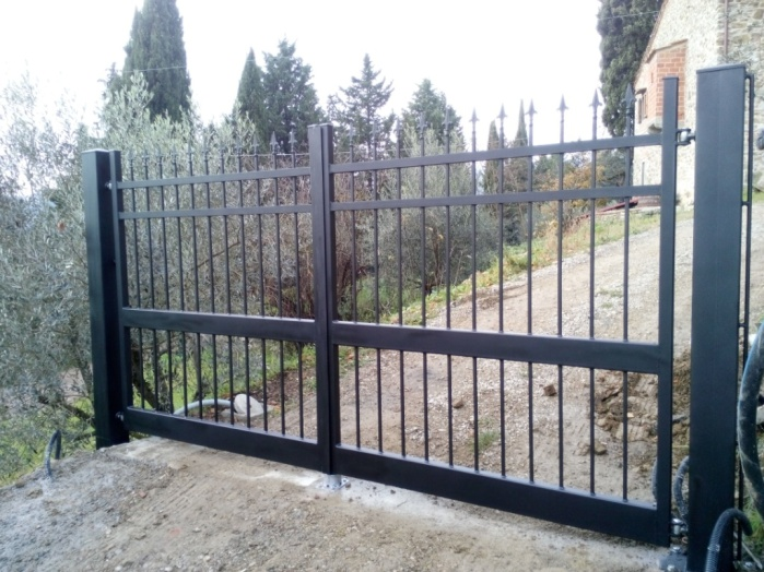 Cancello carrabile  Firenze Pistoia Prato Toscana